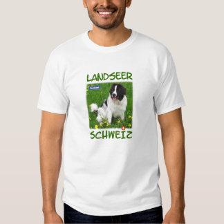 Landseer Schweiz Camisas