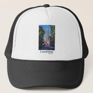 Landshut inBavaria with St Martin church Trucker Hat