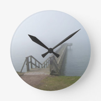 Landskrona Sweden Round Clock