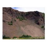 Landslide 1 Postcard