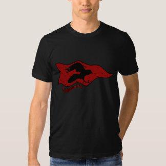 Landwaster Raven Banner T-shirt