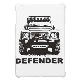 Landy Land rover Defender Hikingduck iPad Mini Cover