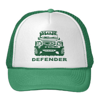 Landy Land rover Defender Hikingduck Trucker Hat