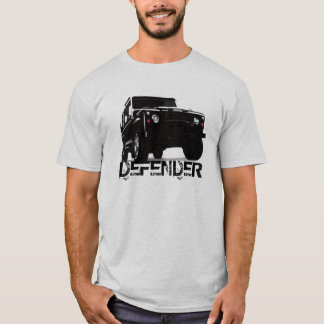 Landy Land rover Defender Tee Hikingduck