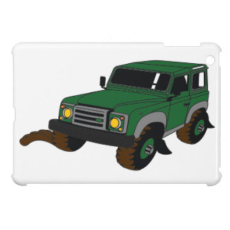 Landy verde iPad mini cárcasa