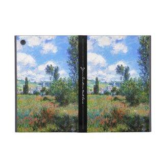 Lane in Poppy Fields Saint-Martin Claude Monet iPad Mini Covers