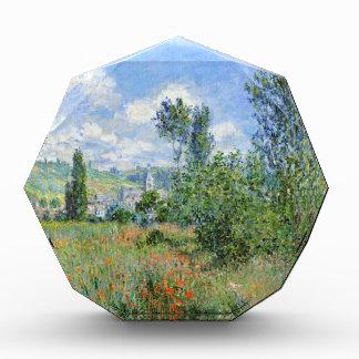 Lane in the Poppy Fields - Claude Monet Acrylic Award