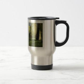 Lane of Trees by Odilon Redon Coffee Mugs