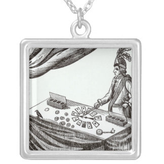 Lane, the Conjurer Custom Jewelry