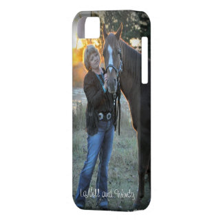LaNell and Windy iPhone SE/5/5s Case