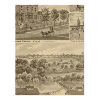 Lanesboro Company, Lanesboro, Minnesota Postcard