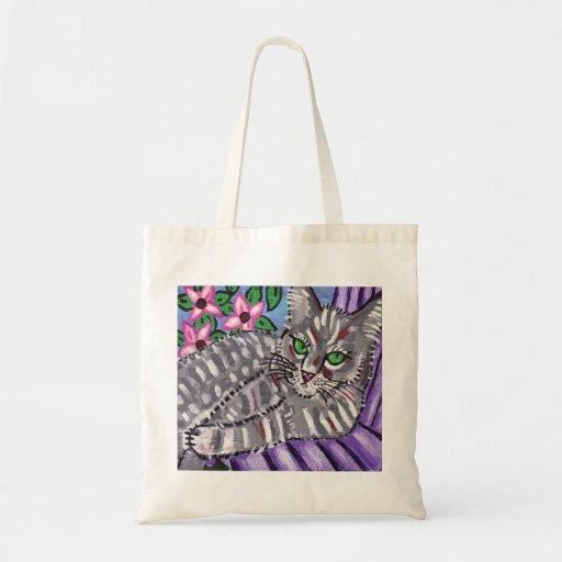 Laney Bug Kitty Tote Budget Tote Bag