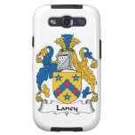 Laney Family Crest Samsung Galaxy SIII Cases