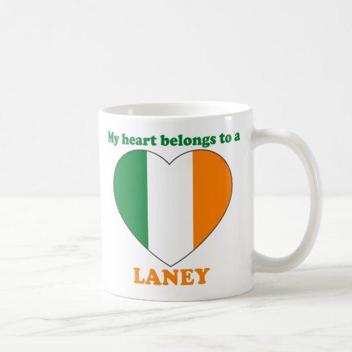 Laney Tazas De Café