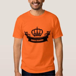 Lang leve de Koning Shirts