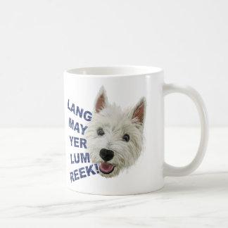 Lang May Yer Lum Reek! Coffee Mug
