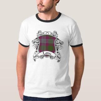 Lang Tartan Shield T-Shirt