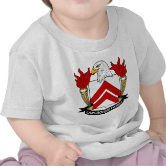 Langborne Family Crest Shirt