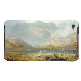 Langdale Pikes, from 'The English Lake District', iPod Touch Case