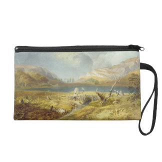 Langdale Pikes, from 'The English Lake District', Wristlet