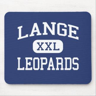 Lange Leopards Middle Columbia Missouri Mousepad