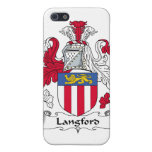 Langford Family Crest iPhone 5 Cases