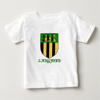 Langford Family Shield Baby T-Shirt