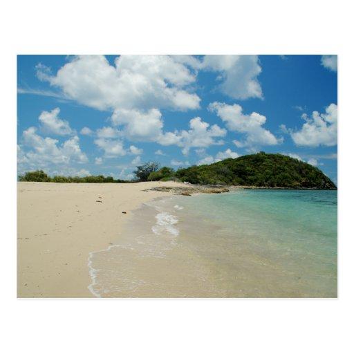 Langford Reef Postcard