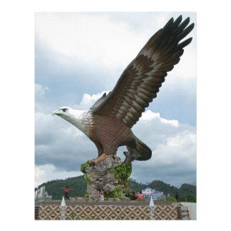 Langkawi Eagle Letterhead