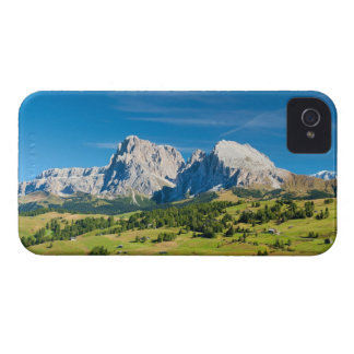 Langkofel Group in South Tyrol, Italy iPhone 4 Cover