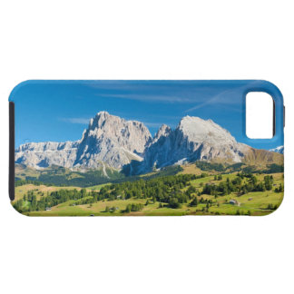 Langkofel Group in South Tyrol, Italy iPhone 5 Cases