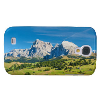 Langkofel Group in South Tyrol, Italy Galaxy S4 Case