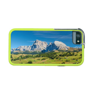 Langkofel Group in South Tyrol, Italy iPhone 5/5S Cases