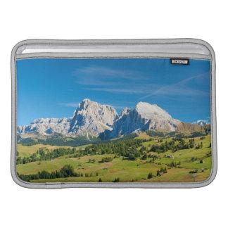Langkofel Group in South Tyrol, Italy MacBook Sleeves