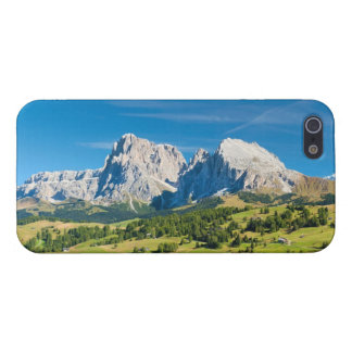 Langkofel Group in South Tyrol, Italy Cover For iPhone 5