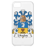 L'Anglois Family Crest Case For iPhone 5C