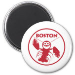 Langosta de Boston Iman Para Frigorífico