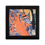 Langosta de Kuniyoshi Caja De Recuerdo