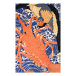 Langosta de Kuniyoshi Papeleria De Diseño