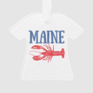 Langosta de Maine de la acuarela