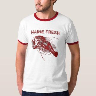 Langosta fresca de Maine Playera
