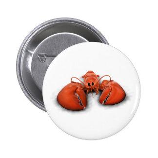 Langosta Pin Redondo 5 Cm