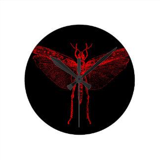 Langosta roja reloj