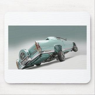 Langostas - coches del personalizado de n del tapete de ratones
