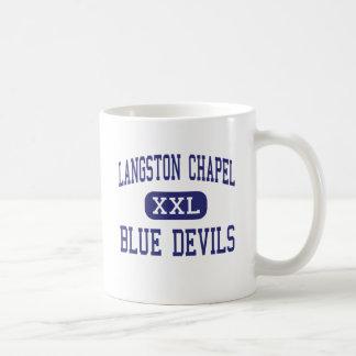 Langston Chapel Blue Devils Statesboro Coffee Mug