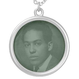 Langston Hughes Colgante Redondo