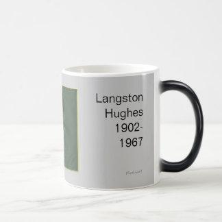 Langston Hughes 11 Oz Magic Heat Color-Changing Coffee Mug