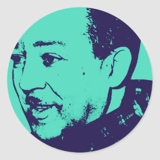 Langston Hughes Sticker