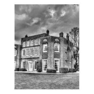 Langtons House England Postcard