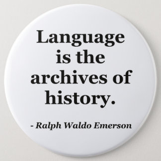 Language archives history Quote Button